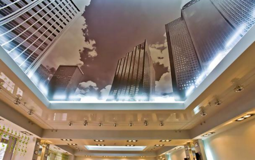 Lumiere ambiance plafond - Plafond reversion retraite ...